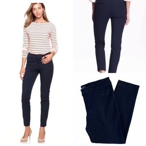 Old Navy Mid-Rise Pixie Pant Goodnight Nora 10